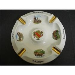 RCAF LARGE TABLE ASHTRAY - GERMANY #2360036