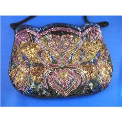 Cellini Beaded Evening Bag #2360049