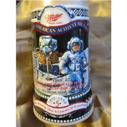 First Man on the Moon Miller High Life Stein! #2360069