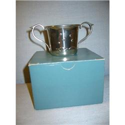 Kirk Steif Pewter, Baby cup in original box! #2360073