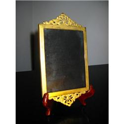 French Brass Photo Frame !  #2360076