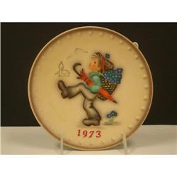 Goebel 1973 Hummel Annual Plate #2360098