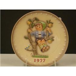 Goebel 1977 Hummel Annual Plate #2360102