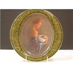 Pickard 1980 Irene Spencer Plate--Miracle #2360111