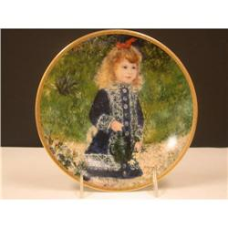 Pickard Children of Renoir Plate Girl with a #2360112