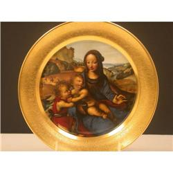 Pickard Sodoma Madonna and Child Plate #2360119