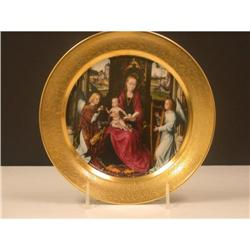 Pickard Memling Madonna and Child Plate #2360120