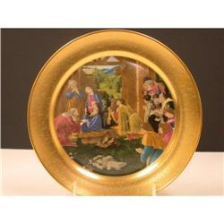 Pickard Botticelli Adoration of the Magi Plate #2360121