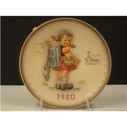 Goebel 1980 Hummel Annual Plate #2360125