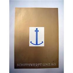 Julius Klinger Group/Berlin 1923- Schiffswerft #2360197