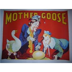 Mother Goose - Poster from 1930's Production #2360207