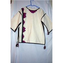 Vintage Southwestern Design Cotton Tunic #2360217