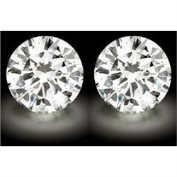 Diamond Solitaire Pair #2360242