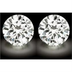 Diamond Solitaire Pair #2360243