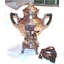 Coffee Samovar by Manning Bowman Electric #2379615