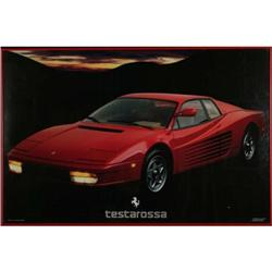 Poster Photograph entitled ?Testarossa? By: #2379633