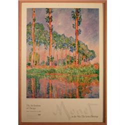 Claude Monet Poster Print Poplars #2379636