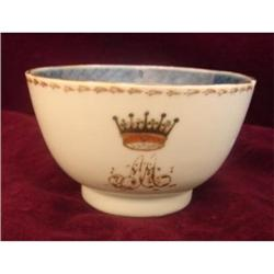 C. 1770 CHINESE EXPORT ARMORIAL TEACUP WITH #2379648