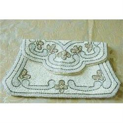 FANCY 20's LADIES BEADED  PURSE #2379652