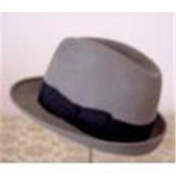 ANTIQUE Grey MEN'S HAT  #2379659