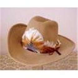 Vintage  WESTERN STYLE - COWBOY HAT  #2379661