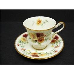 Paragon China Cup&Saucer - AUTUMN GLORY #2379667