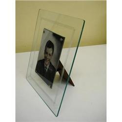 HEAVY GLASS - DECO DESIGNS - PHOTO FRAME #2379675
