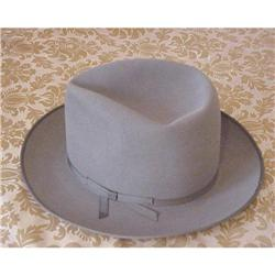STETSON Grey HAT Open Road #2379695