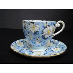 CHARMING SHELLEY FINE CHINA CUP & SAUCER #2379710