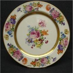 COTTAGE CHIC ROSES - LARGE PLATTER #2379732