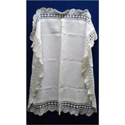 Victorian TABLECLOTH*Embroidery/Lace* #2379740