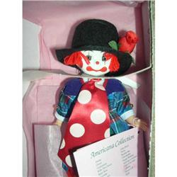 "14"" Madame Alexander Clown with Stilts1992 #2379772"
