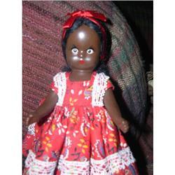 Nancy Ann Storybook Doll Black Topsy #2379773