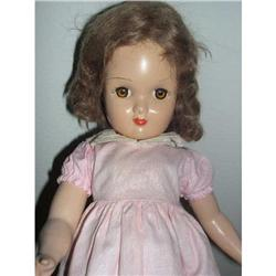 """17"""" Beautiful Hard Plastic Doll Unmarked in #2379778"""