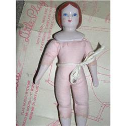 "7"" Ruth Gibbs  Sew doll With Box #2379787"