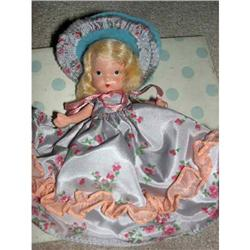 Nancy Ann Storybook Pudgy Little Miss Donnet #2379794