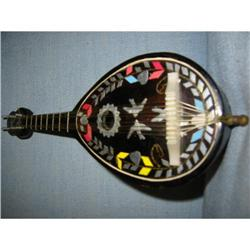 Musical Mandolin with inset stones! #2379807