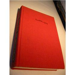 Ernest Hemingway, hard cover book By-Line! #2379809