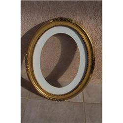 Ovale picture frame #2379816