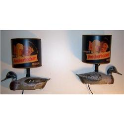 1940's Ruppert Knickerbocker Beer Sconces #2379822