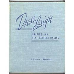 Book Dress Design Draping and Flat 1948 #2379863