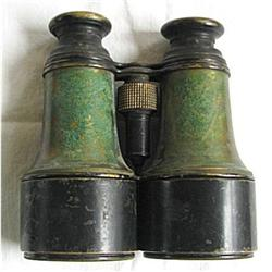 Binoculars Brass E.Robson Antique #2379865
