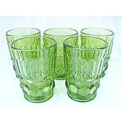 Wright L.G. Eyewinker Tumblers Green #2379870