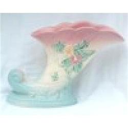 Hull Wildflower Cornucopia Vase #2379872