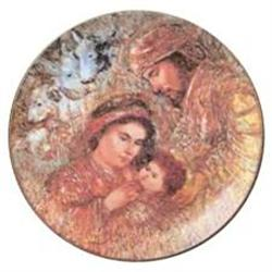The Nativity  porcelain plate Christmas series #2379905