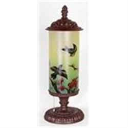 HAND PAINTED BIRD LAMP / ACCENT LIGHTING NEW #2379950
