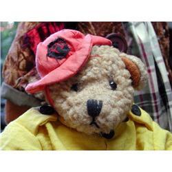 LTD. ED. 3 BEAR TEDDY TOMPKINS FAMILY  #2379981