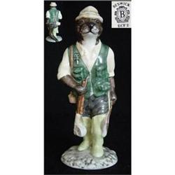 Beswick - Figurine of Fisherman Otter. #2380017