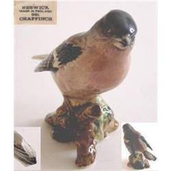 Beswick Model of a Chaffinch on a Branch #2380018