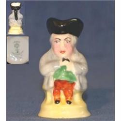 Crown Staffs. Miniature Toby Jug #2380028